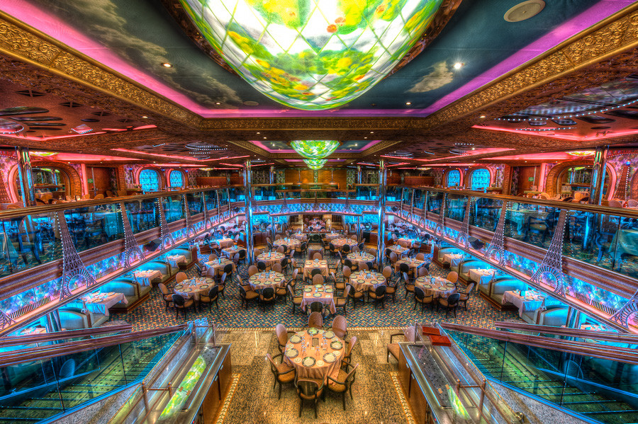 Dining Rooms Carnival Magic