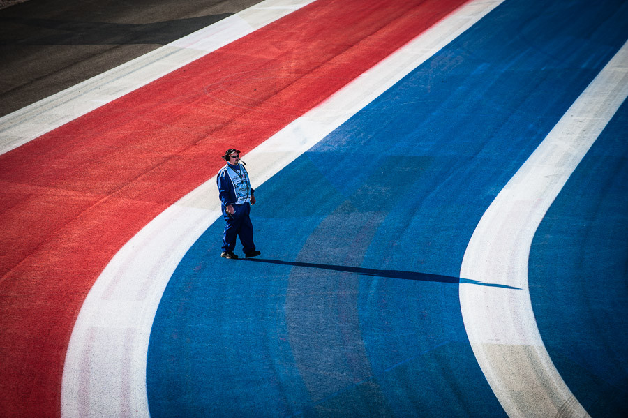 Track Inspection, Circuit of the Americas
