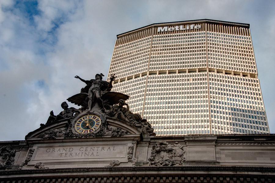 Grand Central Terminal & MetLife Building