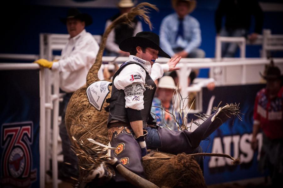 Bull Rider, Austin Rodeo