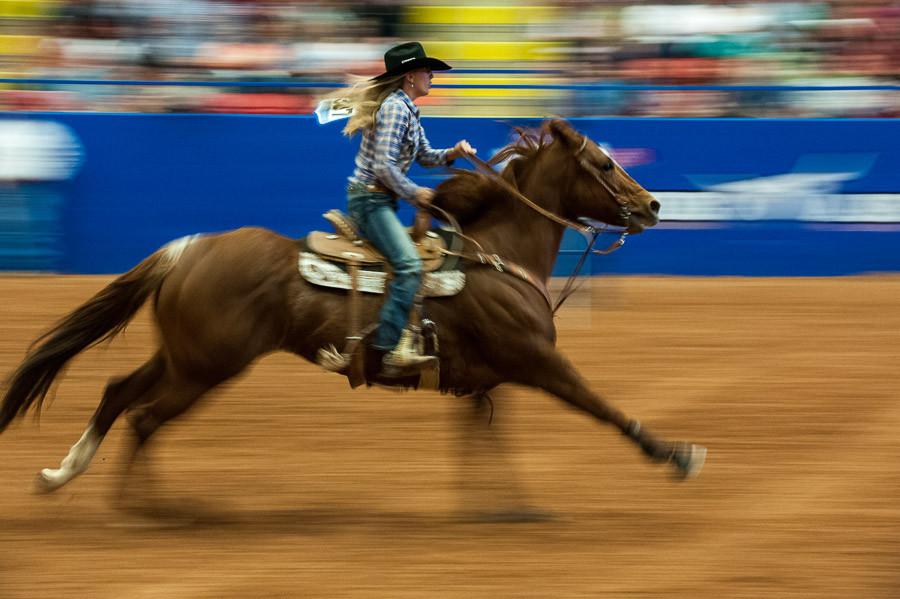 At Full Gallop, Austin Rodeo