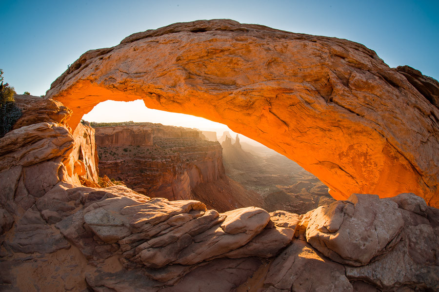 NXNW 2013: Mesa Arch, Canyonlands National Park