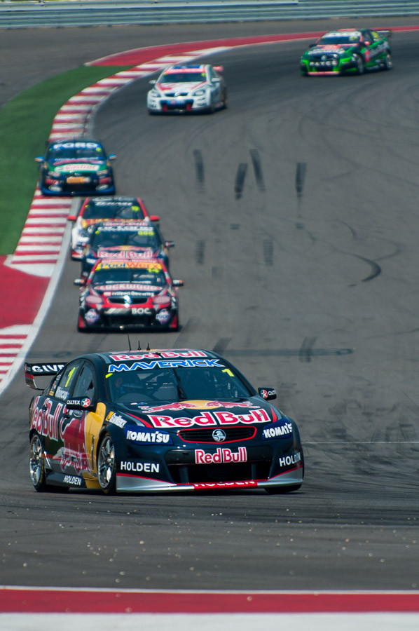 Jamie Whincup Heads To Victory