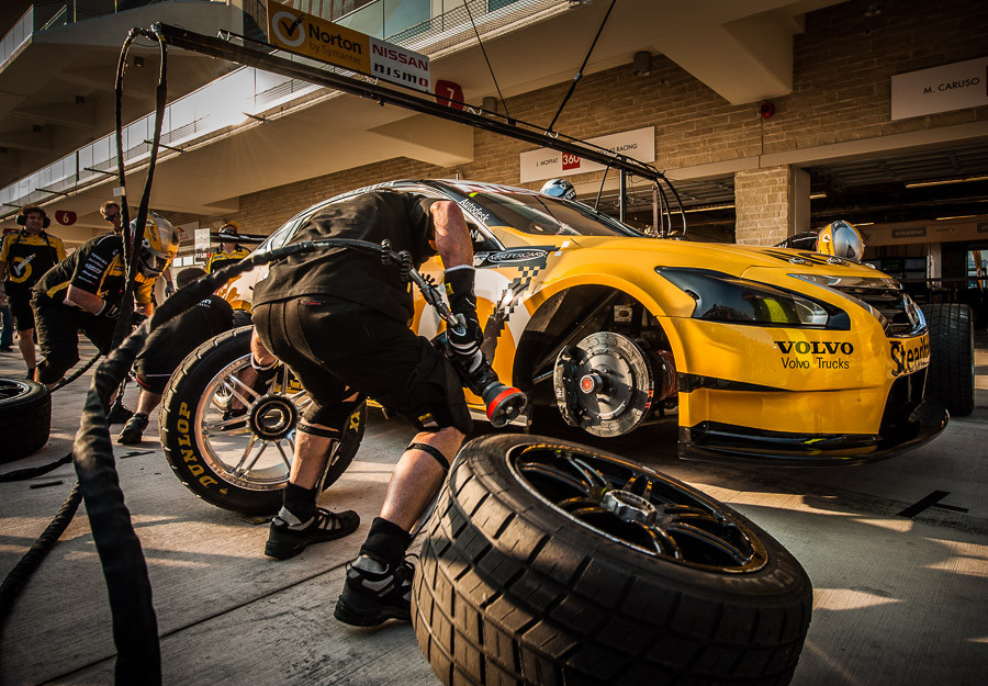 V8 Supercars Pitstop