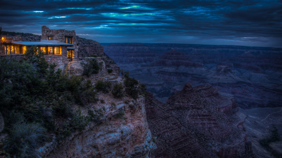 Grand Canyon by Night