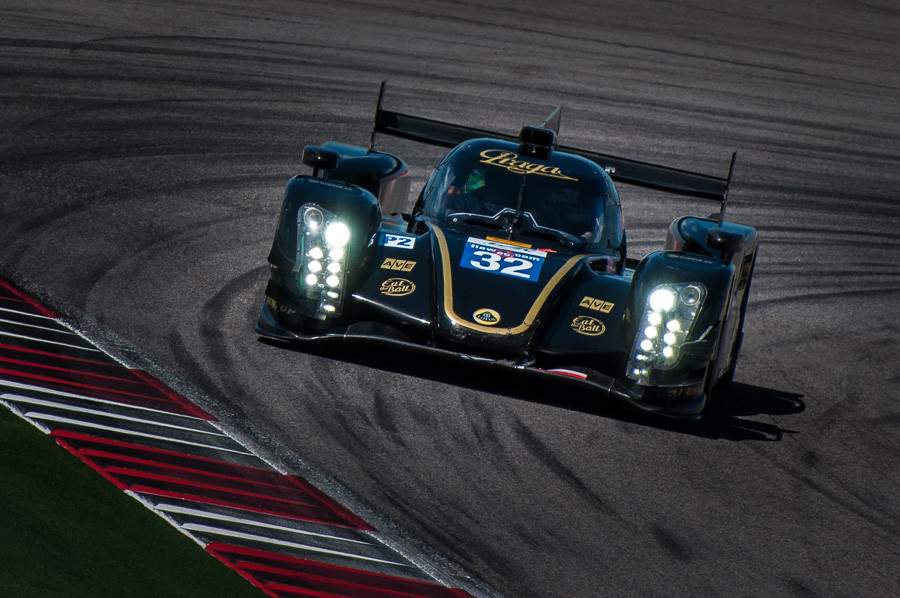 Lotus Praga LMP2