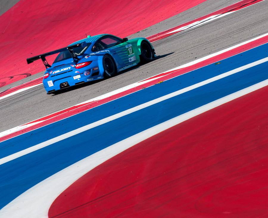 Team Falken Tire Porsche