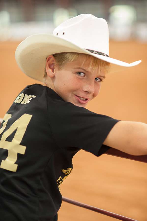 Ethan at the Rodeo