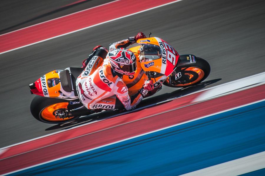 2013 MotoGP Champion, Marc Marquez