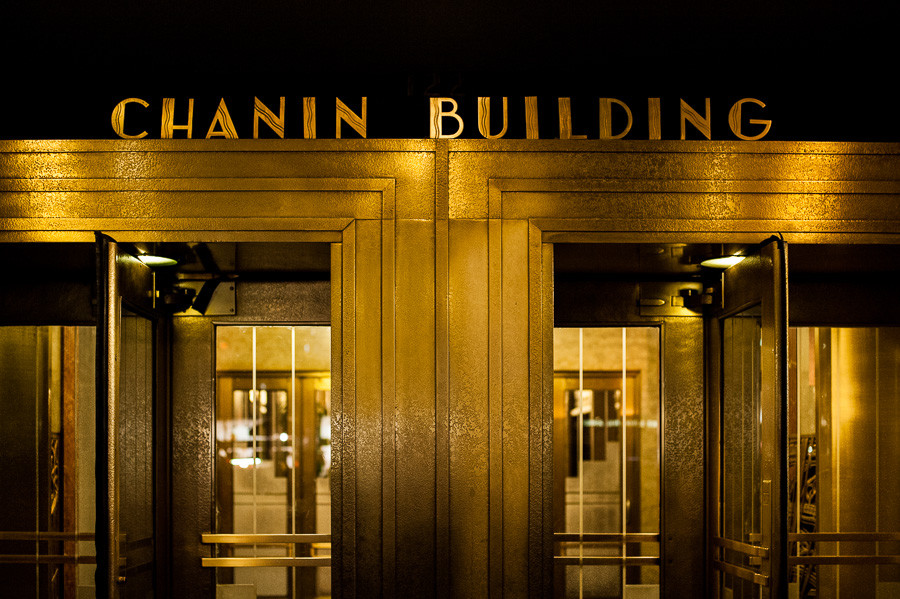 Chanin Building