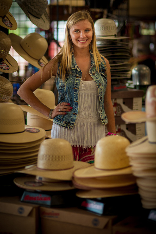 Hat Seller, Dripping Springs Rodeo