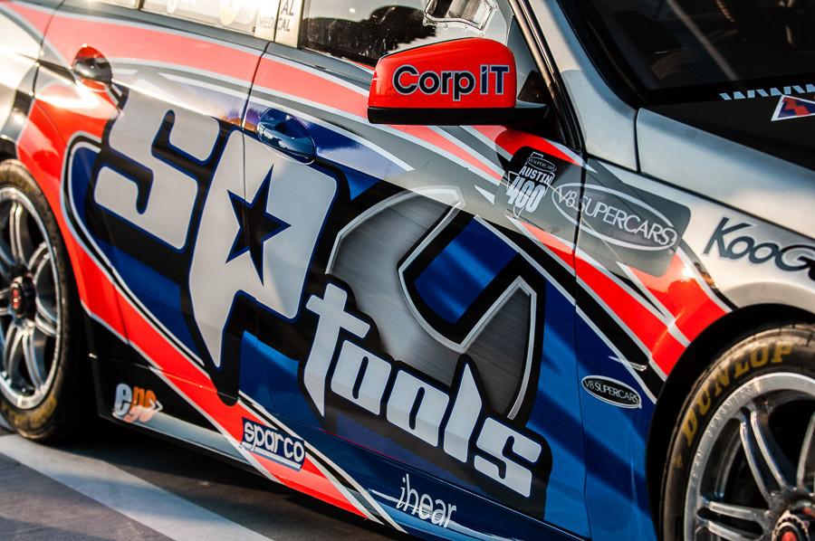 SP Tools, V8 Supercars