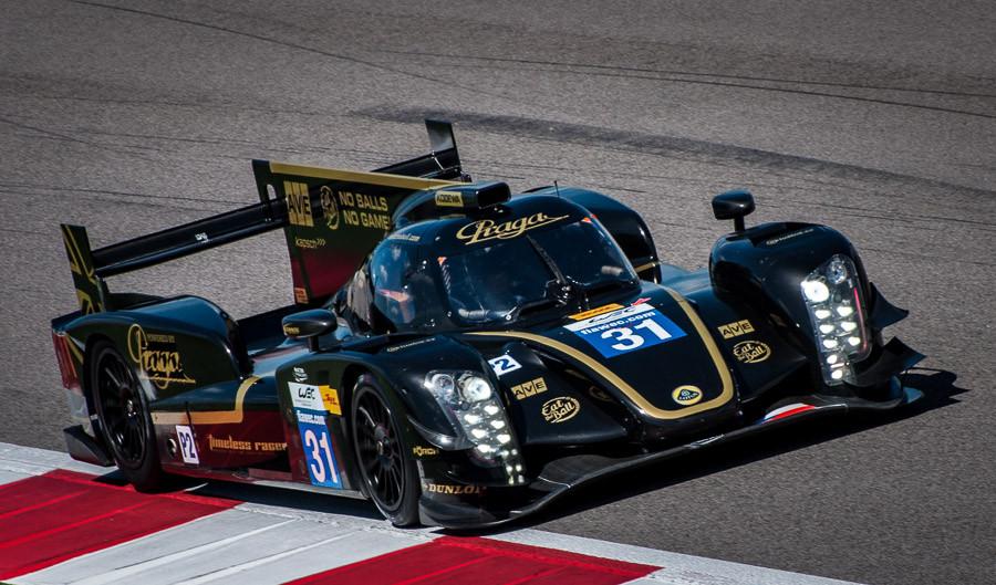 WEC Lotus Praga LMP2