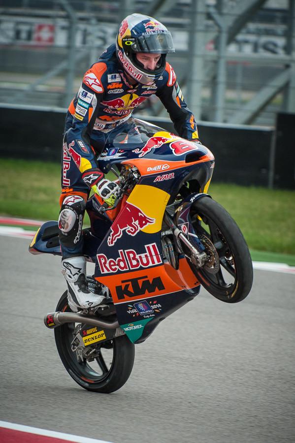 Jack Miller. Red Bull KTM Ajo