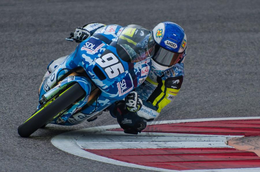 Jules Danilo, Ambrogio Racing