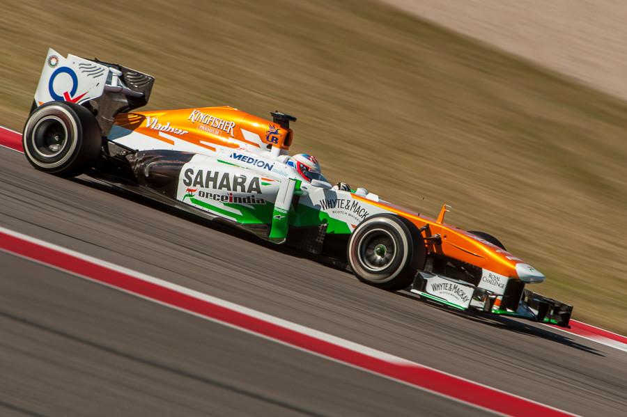 Paul DiResta, Sahara Force India