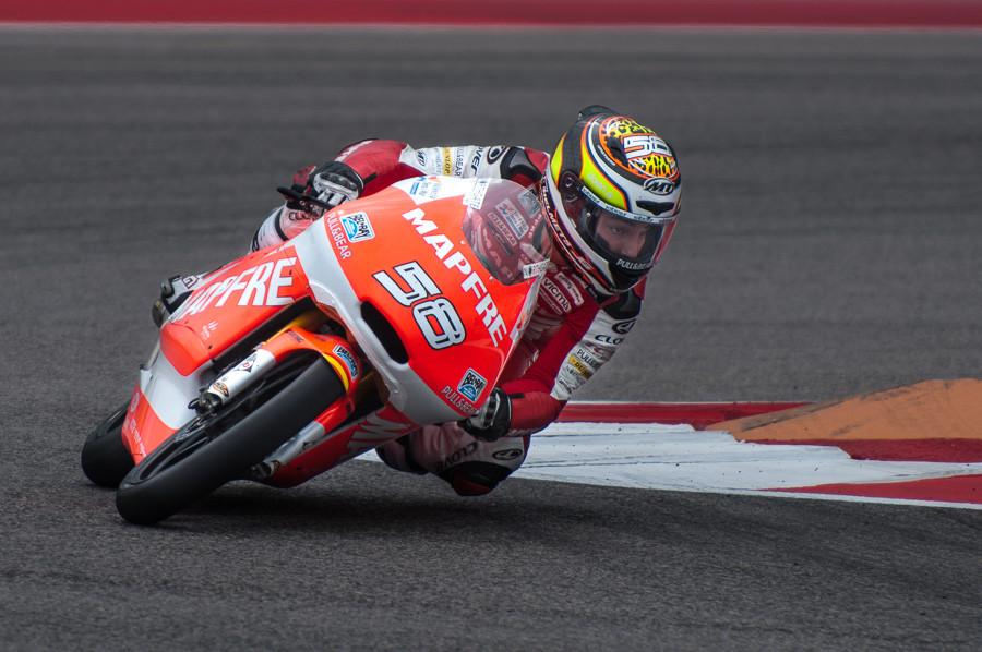 Juanfran Guevara, Mapfre Aspar Team Moto3