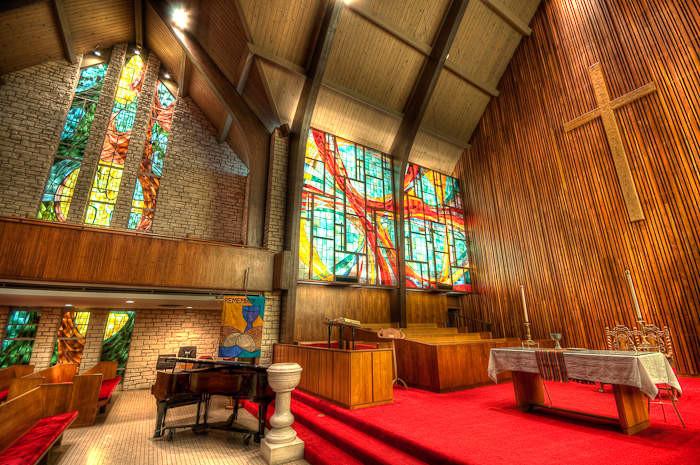 Stained Glass Central Presbyterian Church Austin Dave