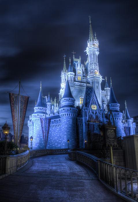 cinderella s castle spooky remix dave wilson photography