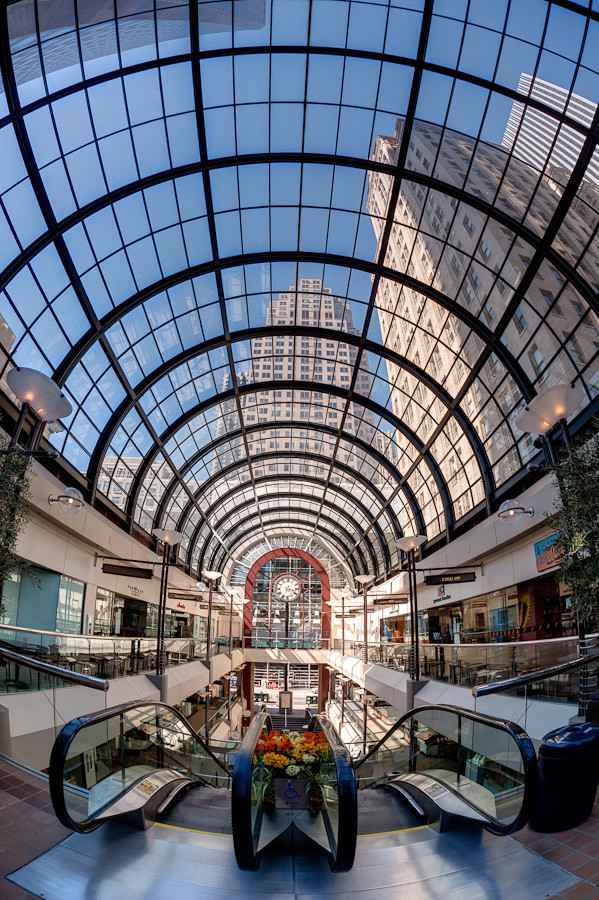 More than a specialty retail center, Crocker Galleria is a convenient downtown neighborhood where you can shop, dine, and take care of personal business. Farmers' Market every Thursday from 11AM-3PM/10().