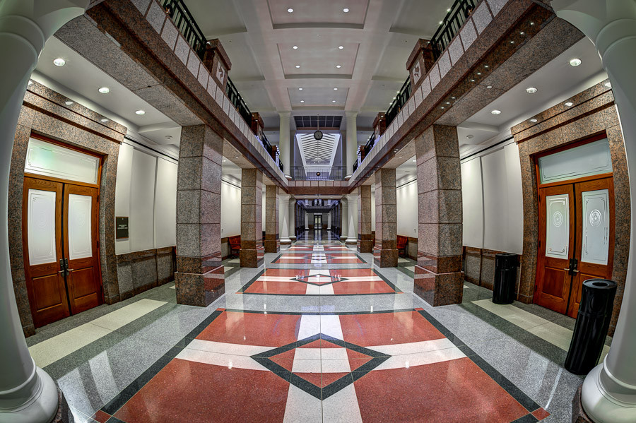 Texas State Capitol Extension Dave Wilson Photography