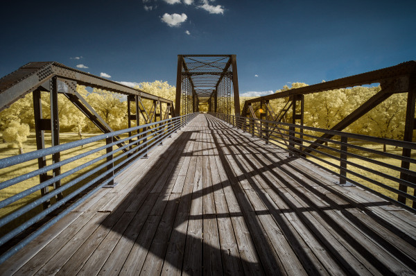 Old Moore's Crossing Bridge, Austin
