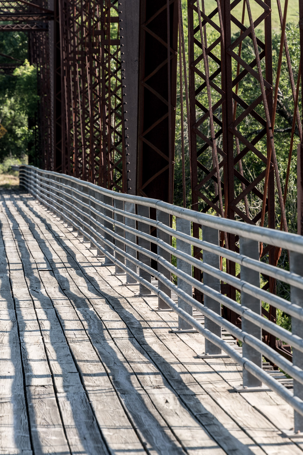 Lines Old Moore S Crossing Bridge Dave Wilson Photography