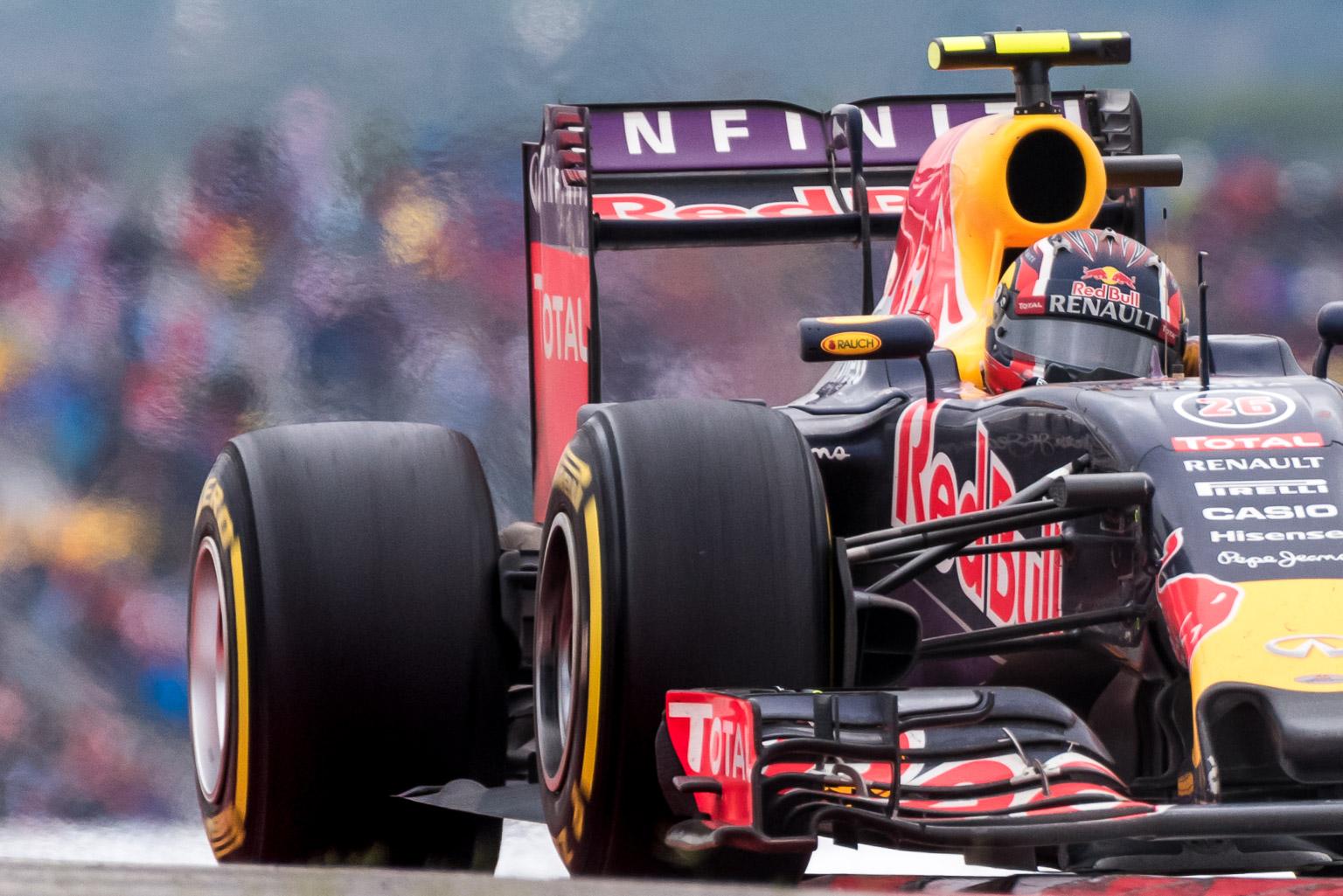 Formula 1 Dave Wilson Photography