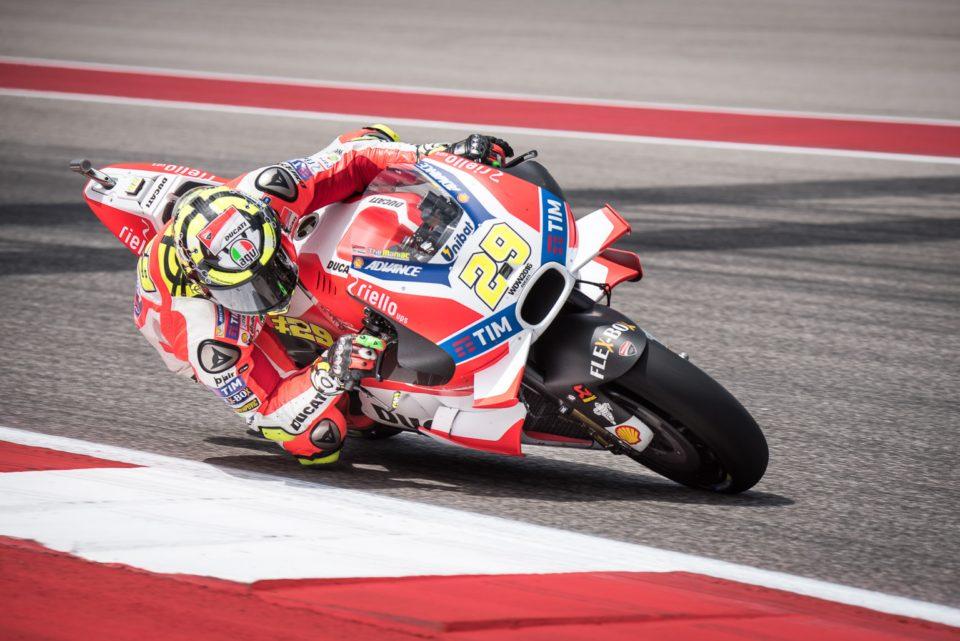 Andrea Iannone, Ducati MotoGP   Dave Wilson Photography