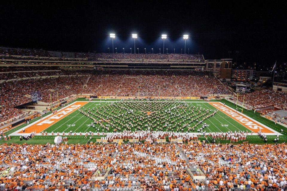 Darrell K Royal-Texas Memorial Stadium - University of Texas ...