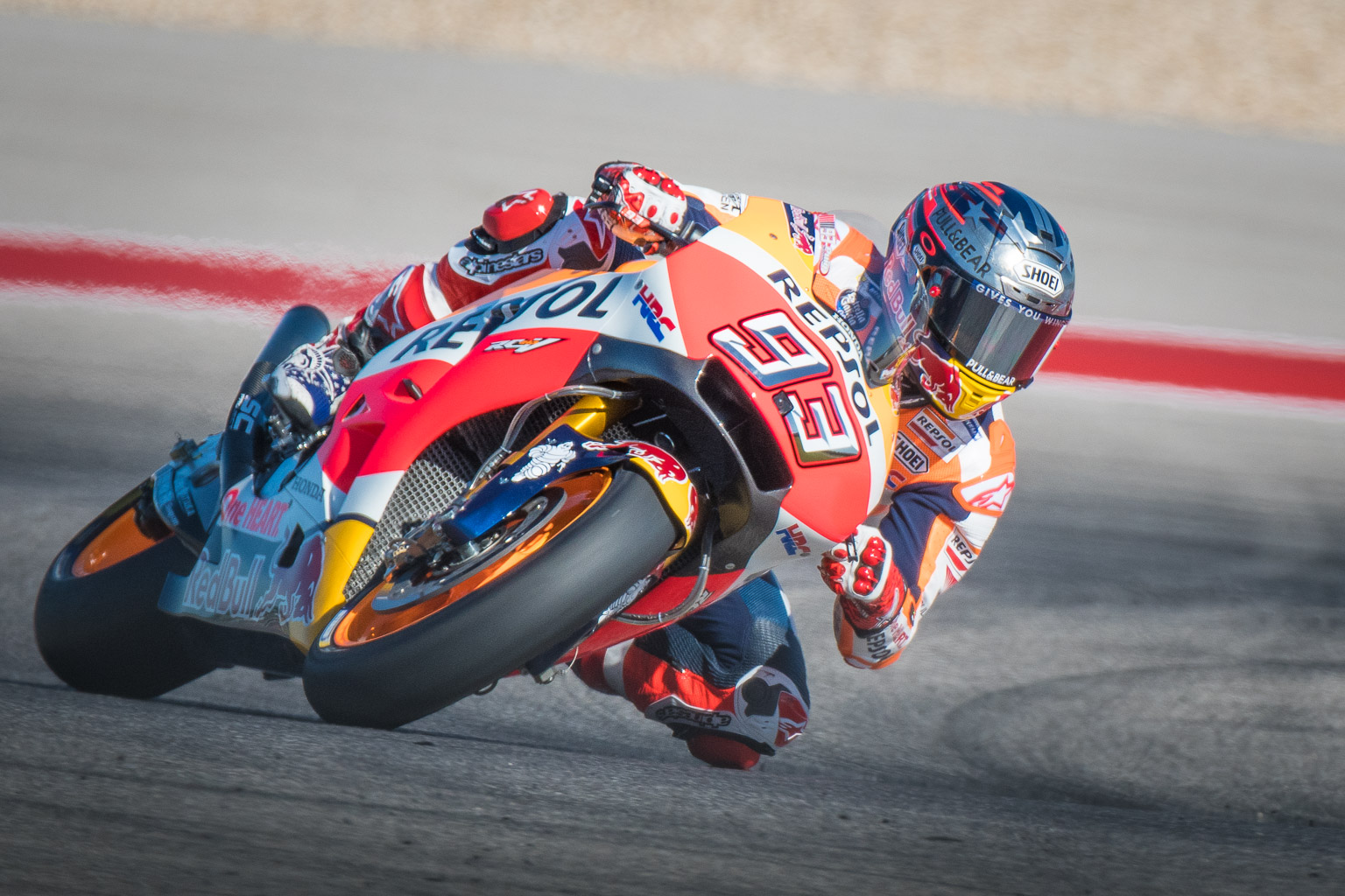 Marc Marquez, 2017 Red Bull Grand Prix of the Americas Winner ‹ Dave Wilson Photography