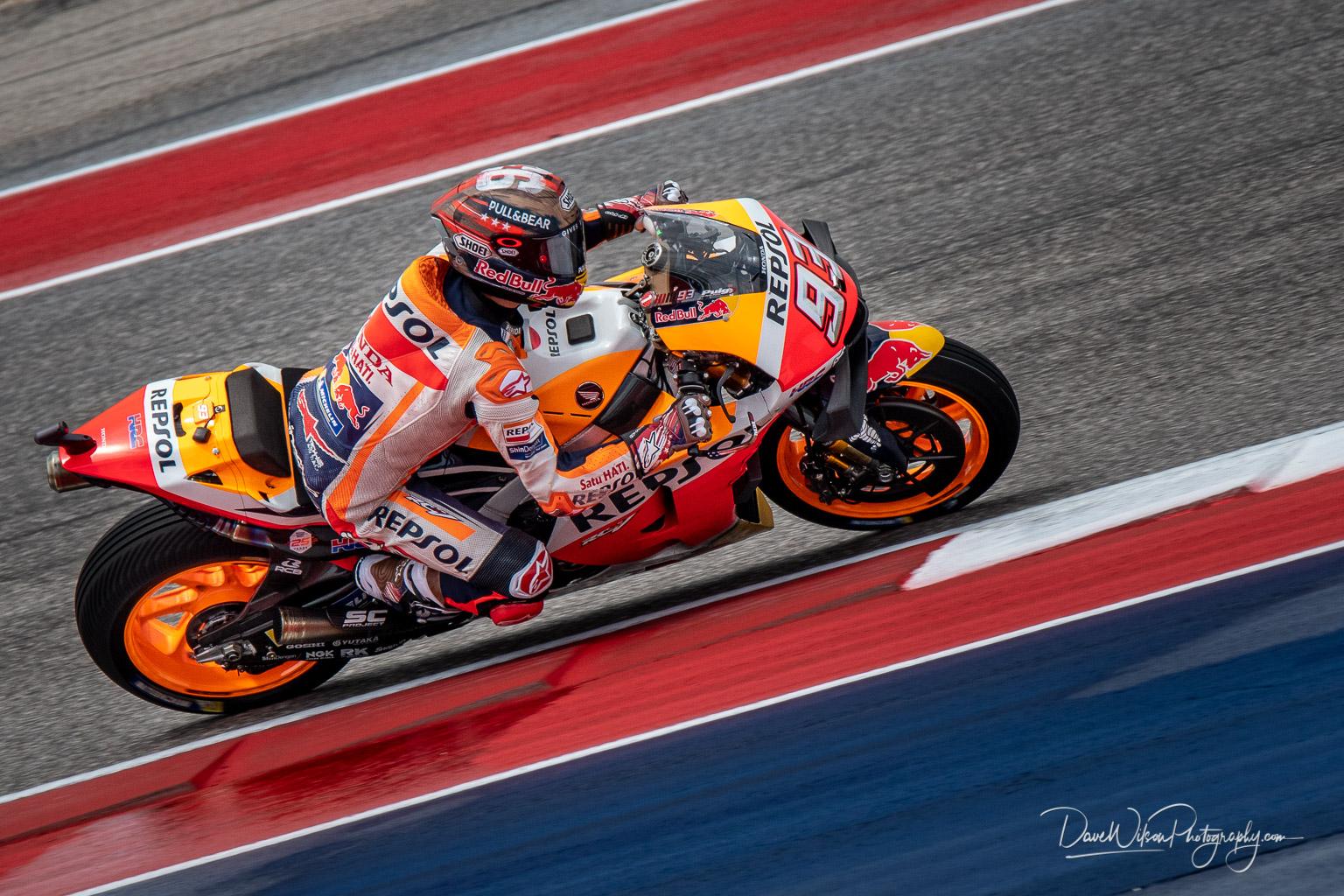 Marc Marquez, MotoGP 2019 ‹ Dave Wilson Photography